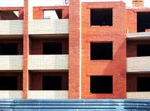 Edificio bajo construcción Imagen de archivo libre de regalías