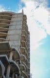 Edificio bajo construcción Fotos de archivo libres de regalías
