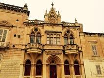Edificio barroco Imagen de archivo libre de regalías