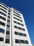 Edificio blanco foto de archivo