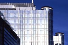 Edificio Bruselas Bélgica Europa del parlamento del Eu Fotografía de archivo libre de regalías
