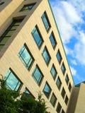 Edificio céntrico Imagen de archivo libre de regalías
