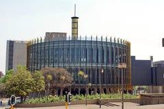Edificio céntrico en Johannesburgo imagen de archivo libre de regalías