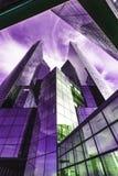 Edificio cúbico moderno