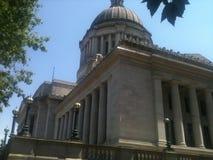 Edificio capital Foto de archivo libre de regalías