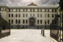 Edificio centenario Fotografía de archivo