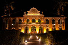 Edificio Chao Abhaibhubejhr Imágenes de archivo libres de regalías