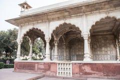 Edificio clásico de Mughal Imagen de archivo libre de regalías
