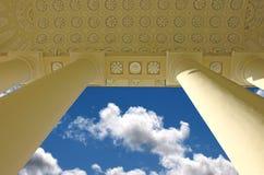 Edificio clásico del estilo Foto de archivo libre de regalías