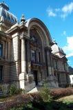 Edificio clásico 2 Foto de archivo libre de regalías