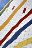 Edificio colorido Fotografía de archivo