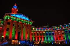 Edificio colorido 7 Fotos de archivo