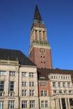 Edificio Columned kiel Imagenes de archivo