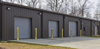Edificio comercial del mantenimiento Imagen de archivo
