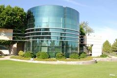 Edificio comercial moderno Fotos de archivo libres de regalías