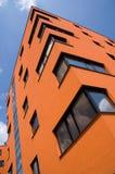 Edificio in condominio Immagine Stock Libera da Diritti