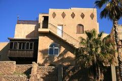 Edificio in condominio in Jafo Fotografia Stock