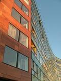Edificio in condominio moderno immagine stock libera da diritti