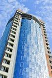 Edificio in condominio Multi-storey Immagine Stock