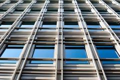 Edificio contemporáneo Imagenes de archivo