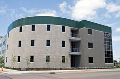 Edificio convexo moderno fotografía de archivo libre de regalías