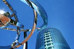 Edificio corporativo 1 Fotos de archivo libres de regalías