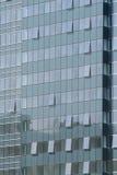 Edificio corporativo 100 Foto de archivo