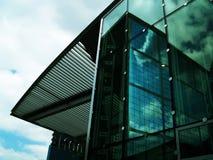 Edificio corporativo Fotos de archivo