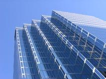 Edificio corporativo Imagenes de archivo