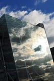 Edificio corporativo Foto de archivo libre de regalías
