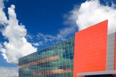 Edificio corporativo Imagen de archivo