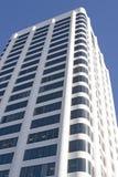 Edificio corporativo Imágenes de archivo libres de regalías
