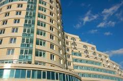 Edificio corporativo de la ciudad Foto de archivo