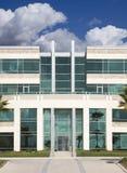 Edificio corporativo dramático Imagen de archivo