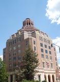 Edificio cuadrado Fotos de archivo