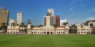 Edificio de Abdul Samad del sultán Foto de archivo