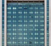 Edificio de acero Foto de archivo