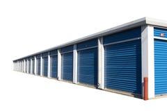 Edificio de almacenaje Foto de archivo libre de regalías