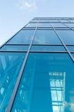 Edificio de alta tecnología fotos de archivo