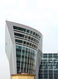 Edificio de alta tecnología del estilo Fotos de archivo libres de regalías