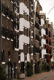 Edificio de Amsterdam Imagen de archivo