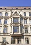 Edificio de apartamentos de Berlín Imágenes de archivo libres de regalías