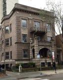 Edificio de Art Nouveau Fotos de archivo
