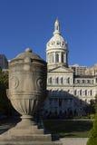 Edificio de ayuntamiento de Baltimore Imagen de archivo libre de regalías