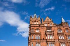 Edificio de Belfast Imagen de archivo libre de regalías
