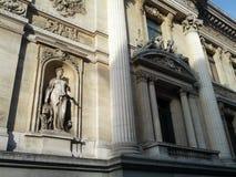 Edificio de Bruselas Imagen de archivo libre de regalías