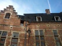 Edificio de Bruselas Foto de archivo