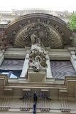 Edificio de Budapest Fotos de archivo libres de regalías