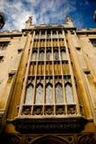Edificio de Cambridge Imágenes de archivo libres de regalías