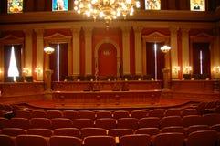 Edificio de capital 6 Fotografía de archivo